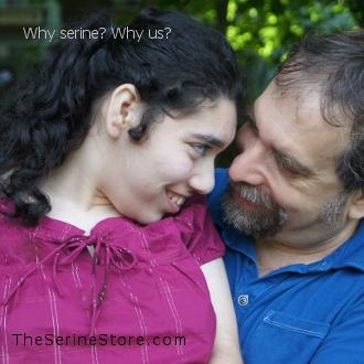 Why serine? Why us?