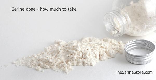 White powder from jar